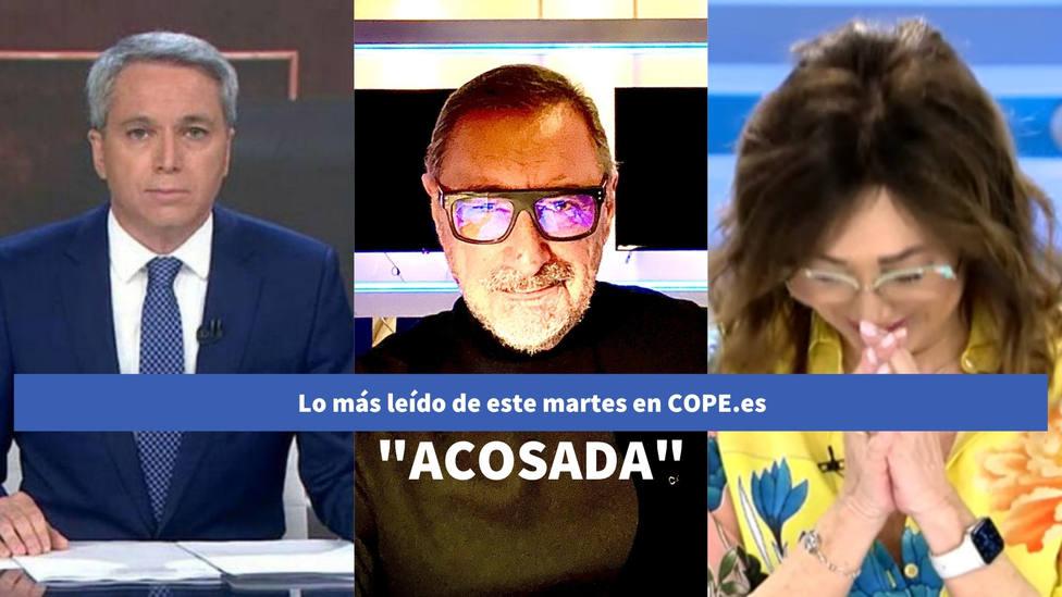 Herrera denuncia el acoso a la democracia 40 años después del 23-F, entre lo más leído de este martes