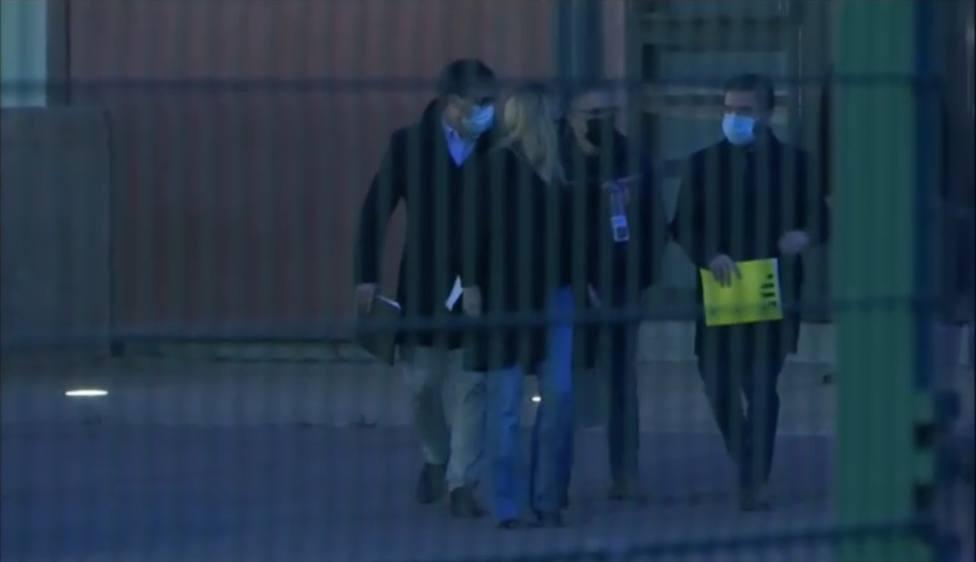 ERC y JxCat valoran positivamente la reunión en la cárcel de Lledoners para conformar un nuevo Govern