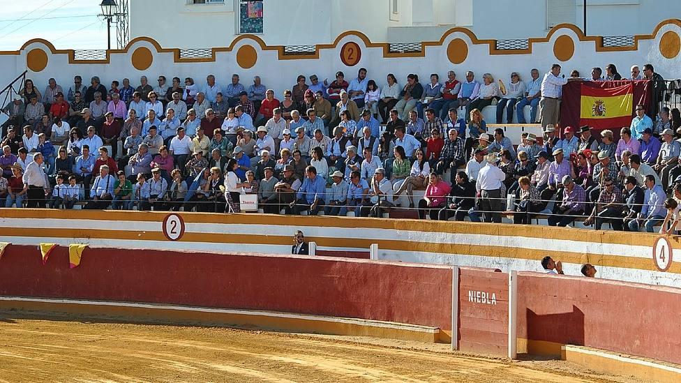Plaza de Toros Monumental del Condado de Niebla (Huelva)