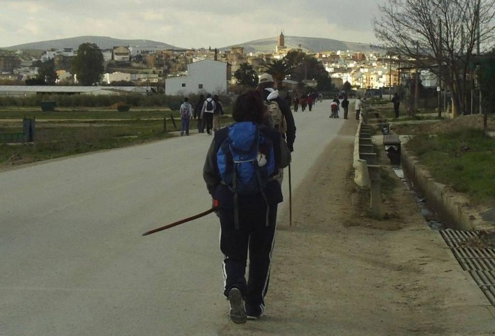 Recorriendo el 'Camino Mozárabe' a su paso por Córdoba en el tramo Baena - Castro del Río