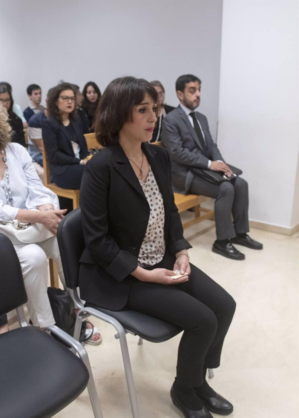 Granada.-Tribunales.-AMP.-Defensa de Juana Rivas anuncia una queja al CGPJ contra el juez por comportamiento irregular
