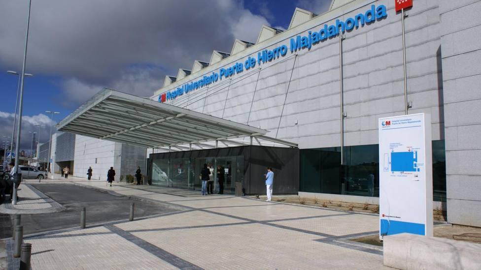 Hospital Puerta de Hierro Majadahonda   FOTO: Comunidad de Madrid