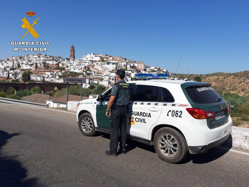 La Guardia Civil detiene en Montoro al presunto autor de un robo con violencia e intimidación