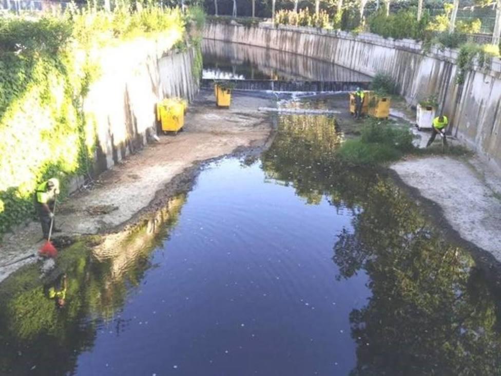La redacción del anteproyecto para naturalizar el río Guadarrama se incluye en la propuesta