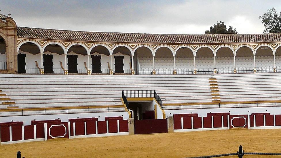 Plaza de toros de Antequera (Málaga)