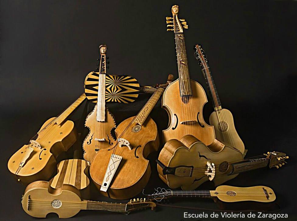 Escuela de Violería de Zaragoza