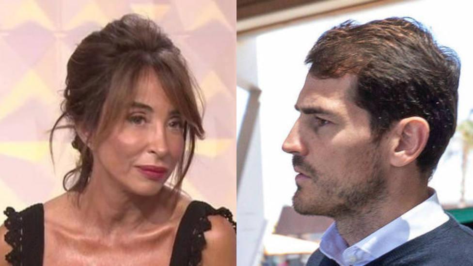 Iker Casillas manda un recado a María Patiño por lo que le ha hecho Socialité: Un poco más y...
