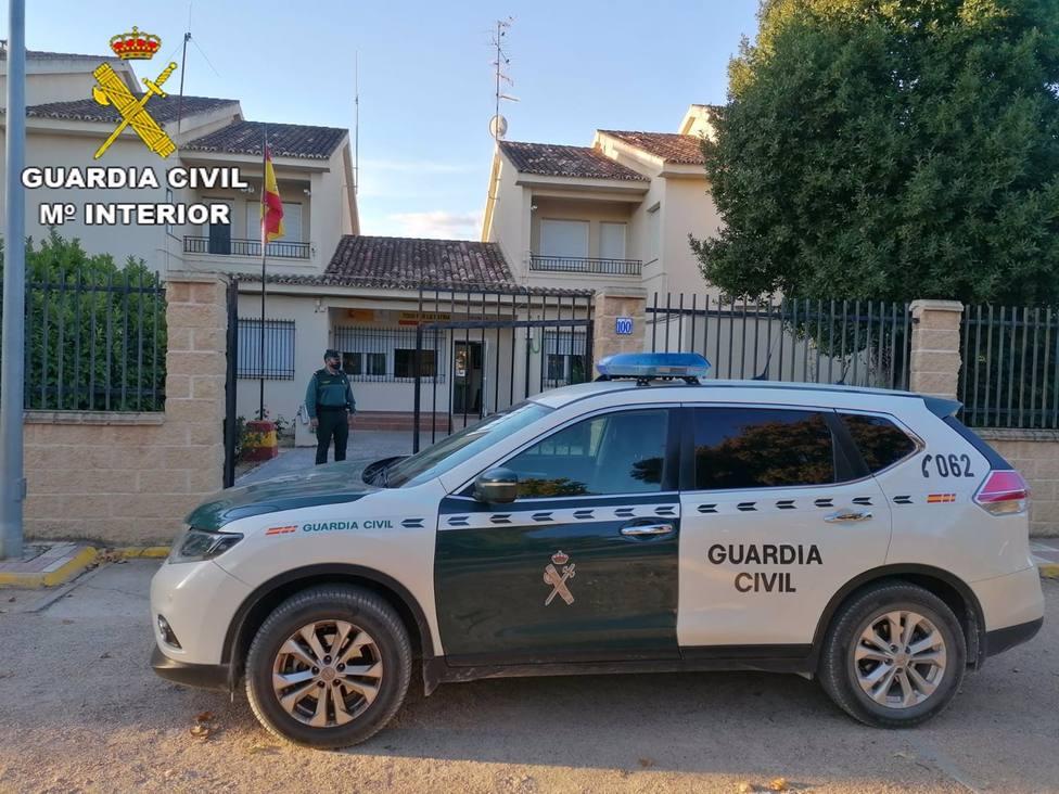 Detenido en El Toboso (Toledo) un hombre que quebrantó una orden de alejamiento y agredió a su pareja