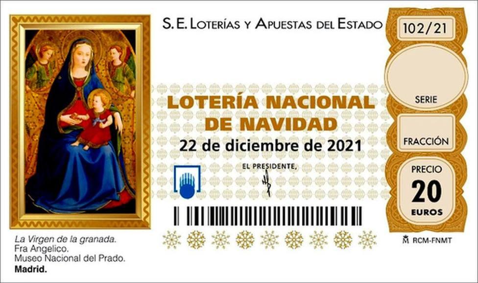 Buscar tus números de la Lotería de Navidad nunca fue tan fácil en 2021