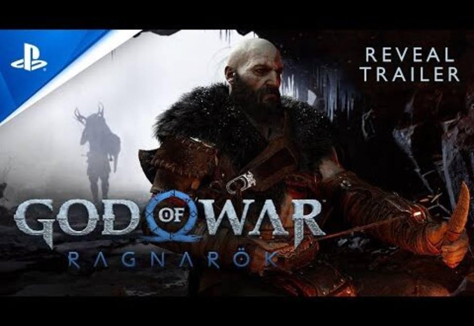God of War Ragnarok enseña su impresionante trailer