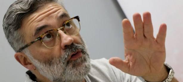 Carles Riera. Archivo