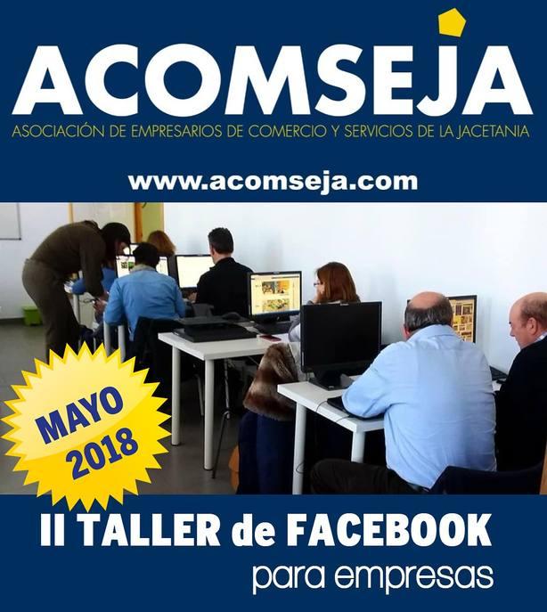 Taller de facebook para empresas
