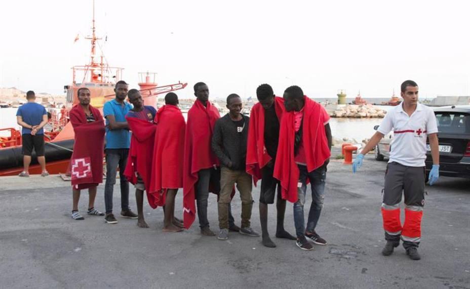 1.549 migrantes han fallecido en los mares europeos