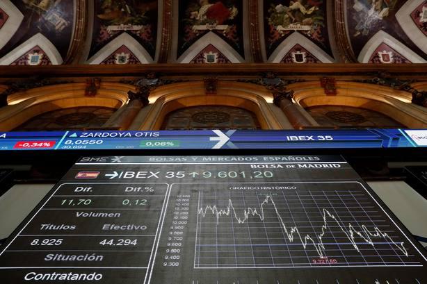 La bolsa española sube el 0,44 % en la apertura