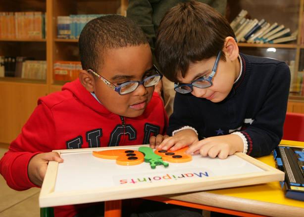 Nuevas herramientas inclusivas facilitan la vuelta al cole del alumnado con ceguera en Baleares