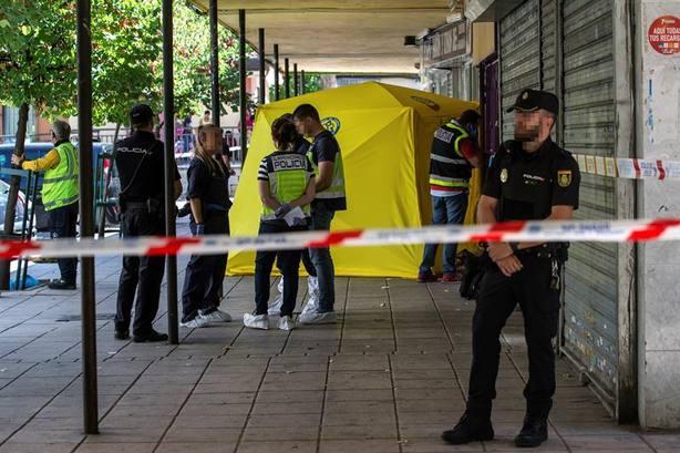 Detenido expareja de mujer asesinada a puñaladas en peluquería en Villaverde