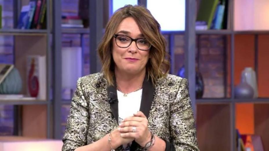 Toñi Moreno se despide llorando de Viva la vida: Me habéis dejado ser yo