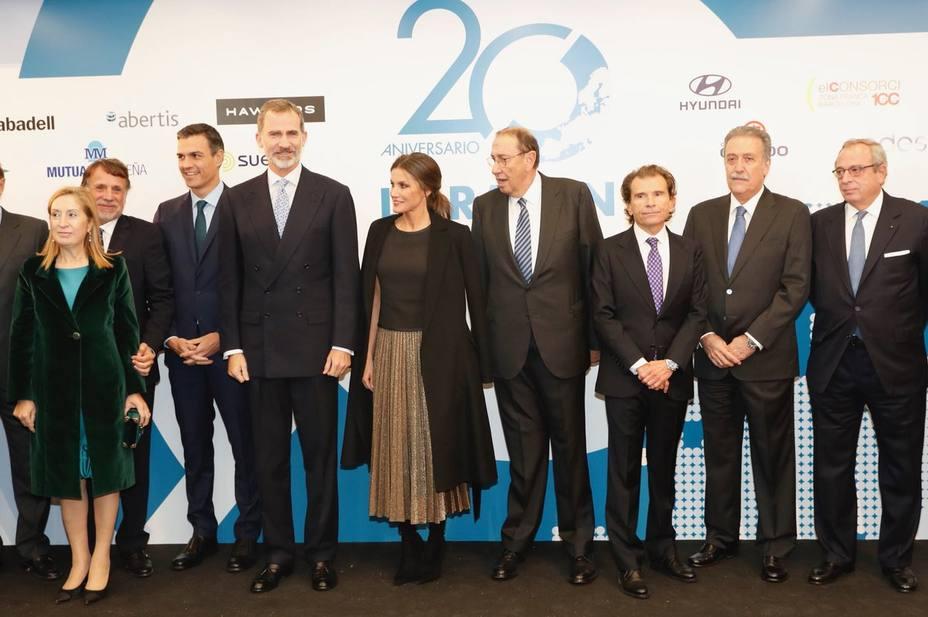 Sánchez acompañará a los Reyes el domingo en París en la celebración del armisticio de 2018