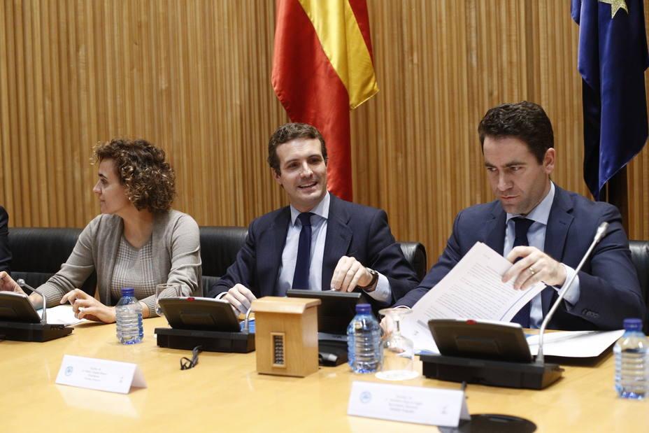 El PP dice que Sánchez busca una excusa con los PGE y atacando a Vox porque ve que el tiempo en Moncloa se le agota