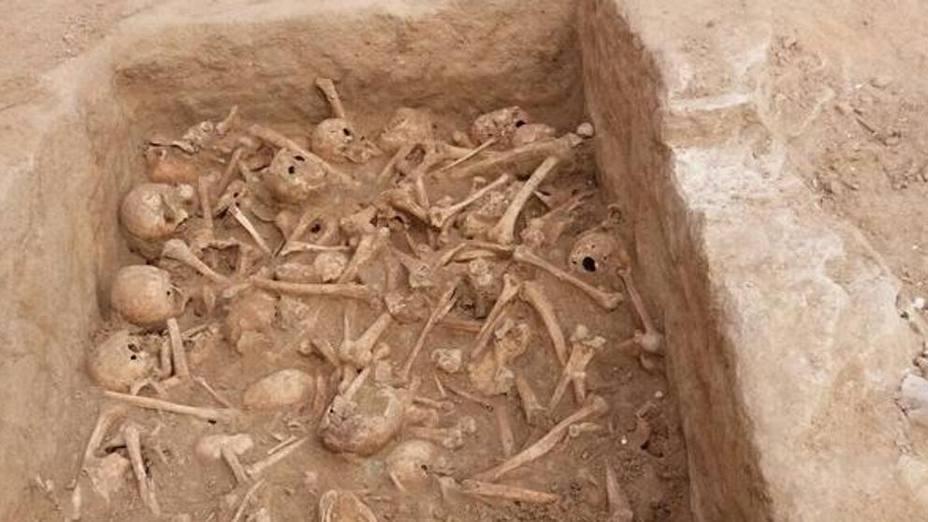 Los 94 cadáveres hallados en Atocha podrían haber muerto por cargas de caballería