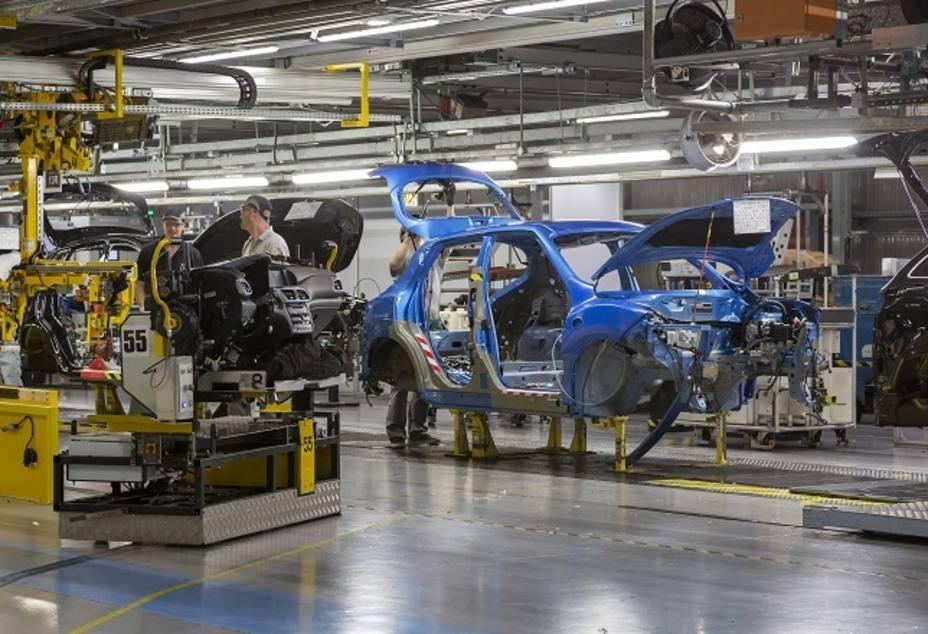 El mercado británico cae un 1,6% en enero, con 161.013 automóviles matriculados