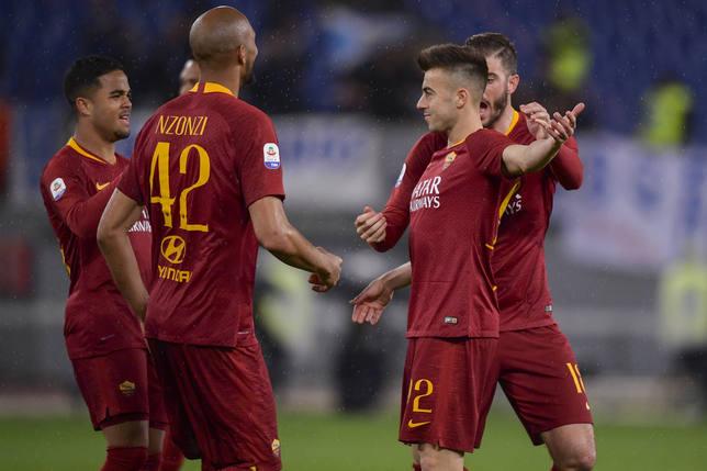 (Crónica) La Roma estrena la era Ranieri con una sufrida victoria ante el Empoli