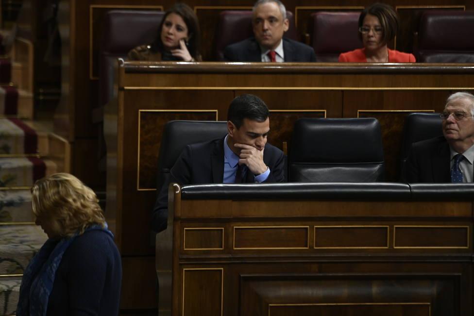 Pedro Sánchez ya tiene su acta de diputado en el Congreso, aunque no ha acudido a hacer el trámite personalmente