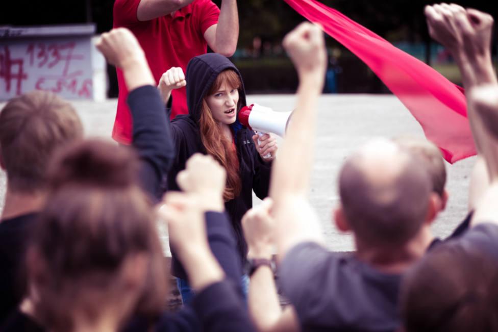Las suizas se van a la huelga