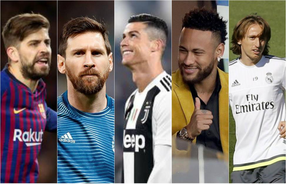 Esta es la larga lista de jugadores de fútbol que han tenido problemas con Hacienda