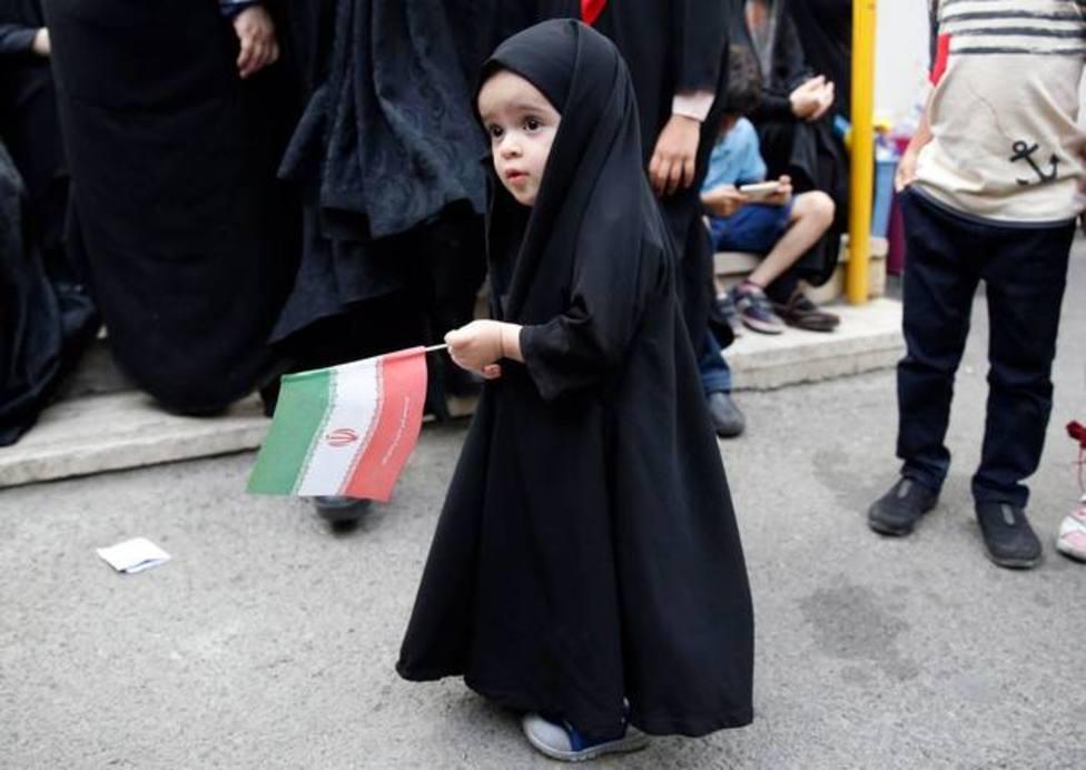 La ONU exije la liberación de las tres mujeres iraníes encarceladas por quitarse el velo