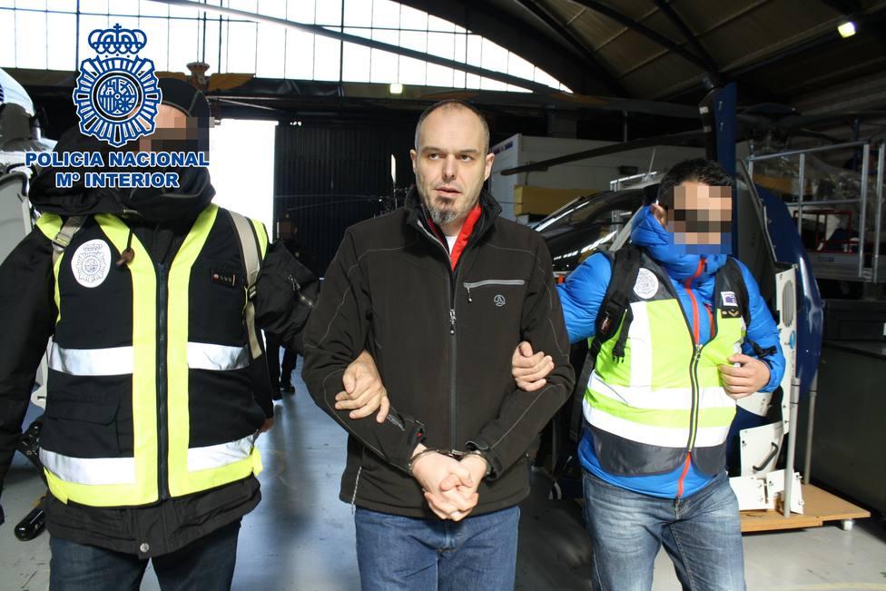 El etarra Ata afronta 13 años de cárcel en el juicio que arranca el lunes por la furgoneta con explosivos de Zamora