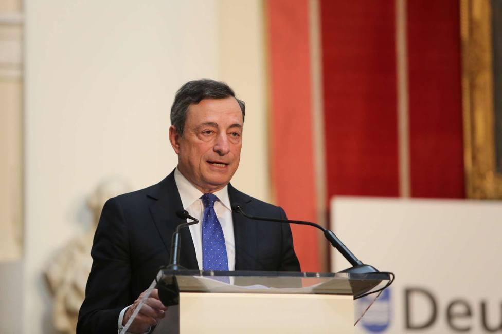 El BCE baja su previsión de crecimiento para el 2019