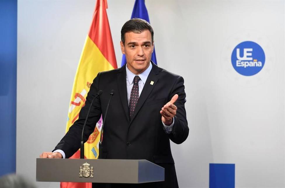 Pedro Sánchez. Imagen de archivo