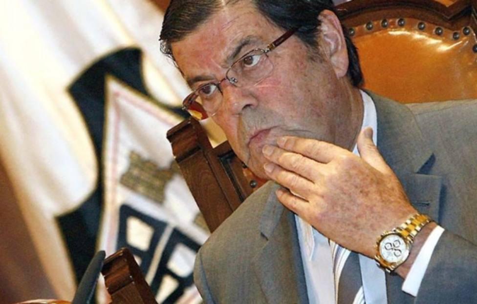 Rafael Candel, expresidente del Albacete Balompié entre otros, reconocido por Cecam