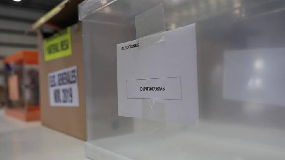 La participación cae en Asturias