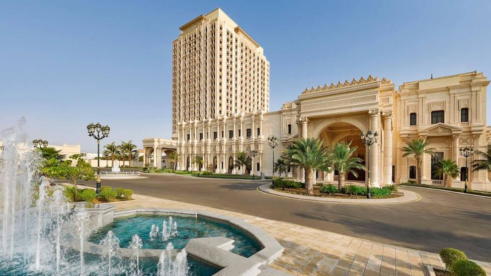 Imagen de un hotel de superlujo de Jeddah, en Arabia Saudí
