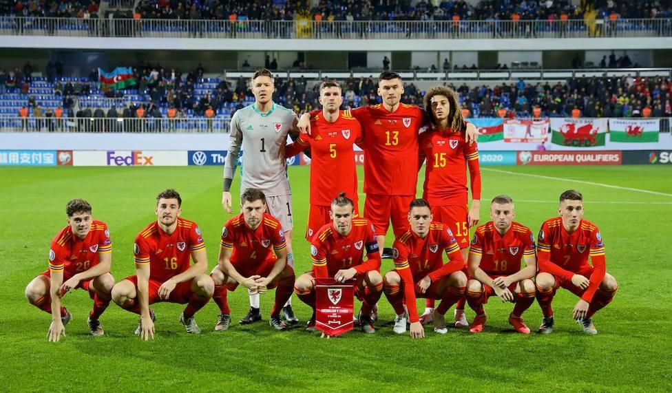 Bale, en el once de Gales
