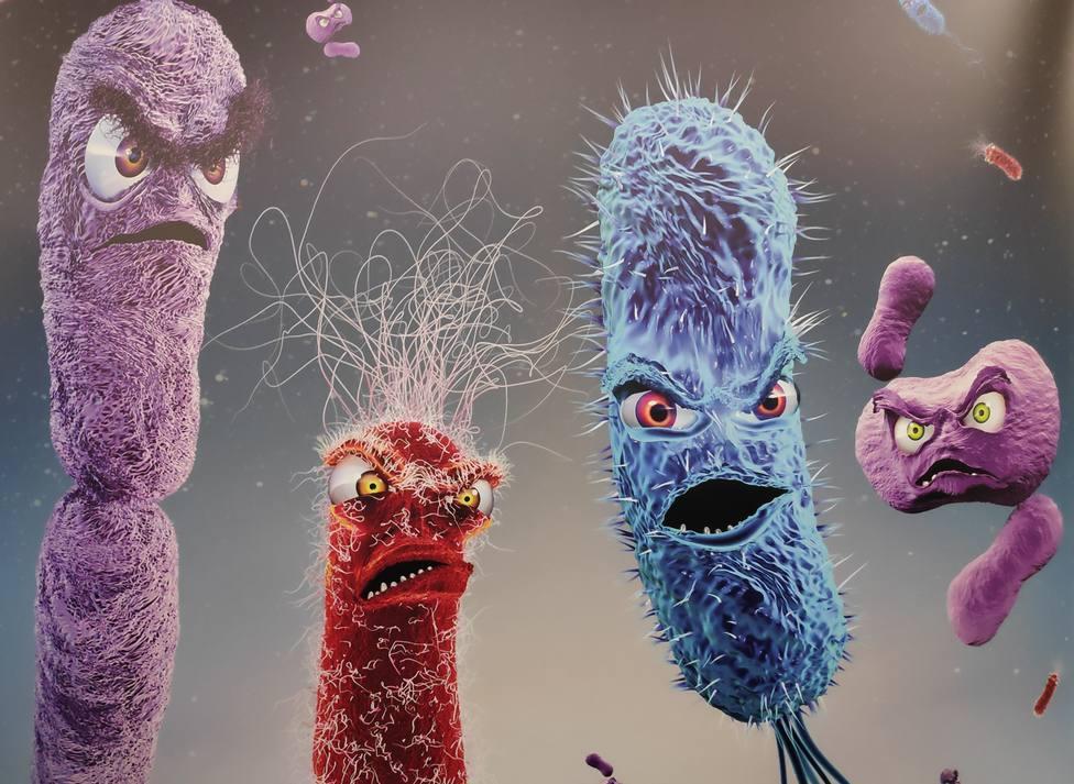 Imagen de la campaña contra el mal uso de antibióticos