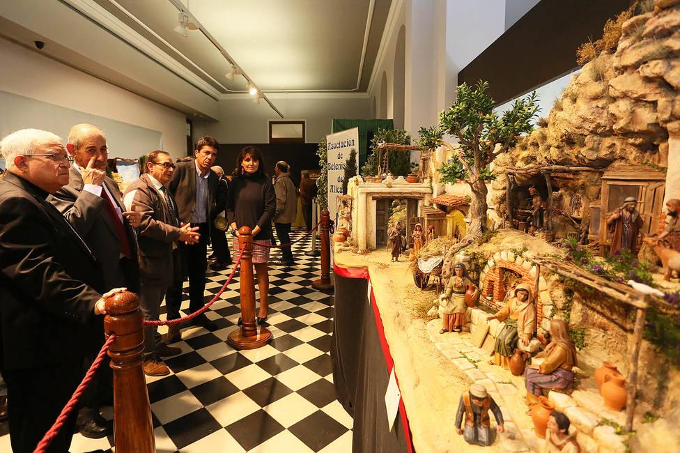 Inauguración de la Exposición de Belenes (Diputación)