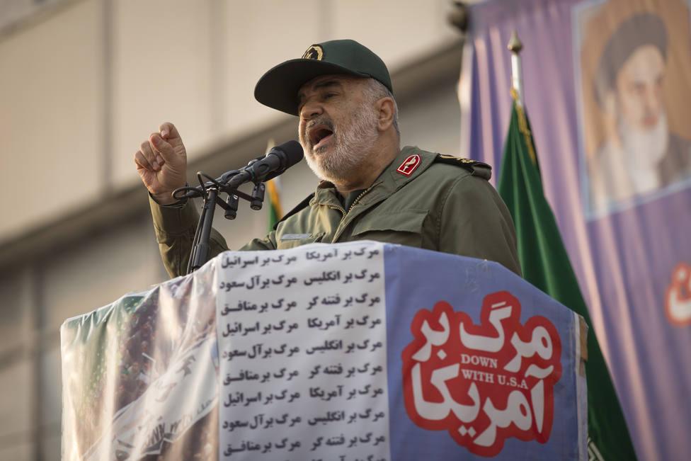 Irán advierte de que las vidas de los comandantes de EEUU no serán seguras si Washington mantiene sus amenazas