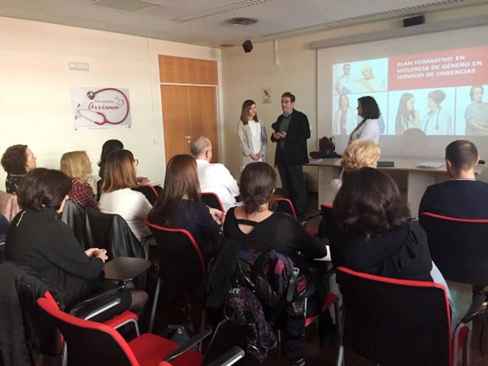 120 profesionales de urgencias recibirán formación en violencia de género para mejorar atención a las víctimas