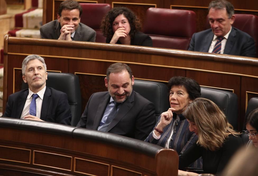 Vox denuncia que un consejero de Renfe acompañó a Ábalos a Barajas a su encuentro con Delcy Rodríguez