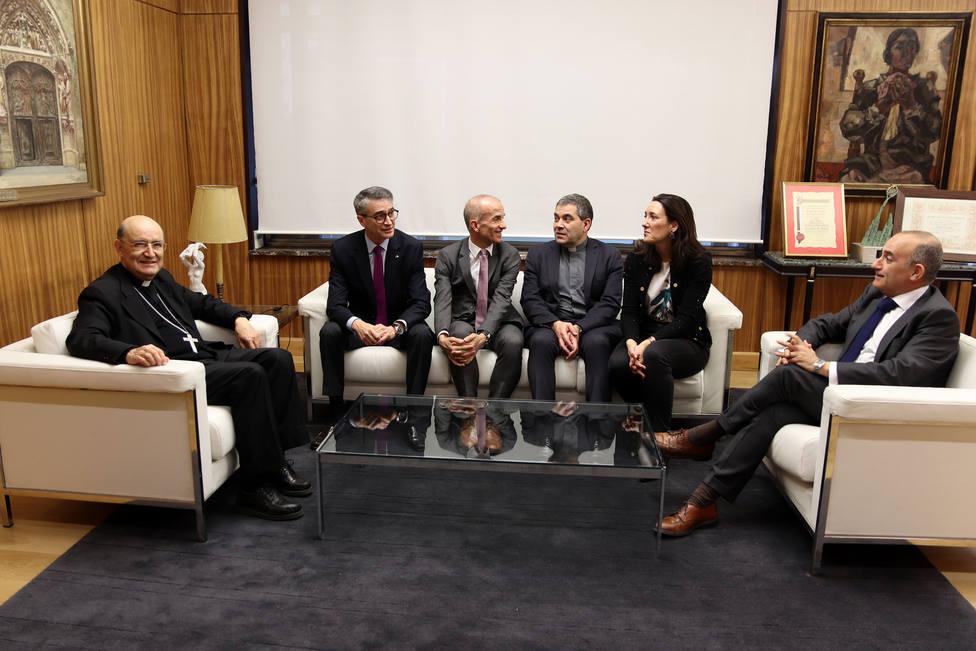 Fundación Cajacírculo e Ibercaja se harán cargo de la difusión del Museo del Retablo