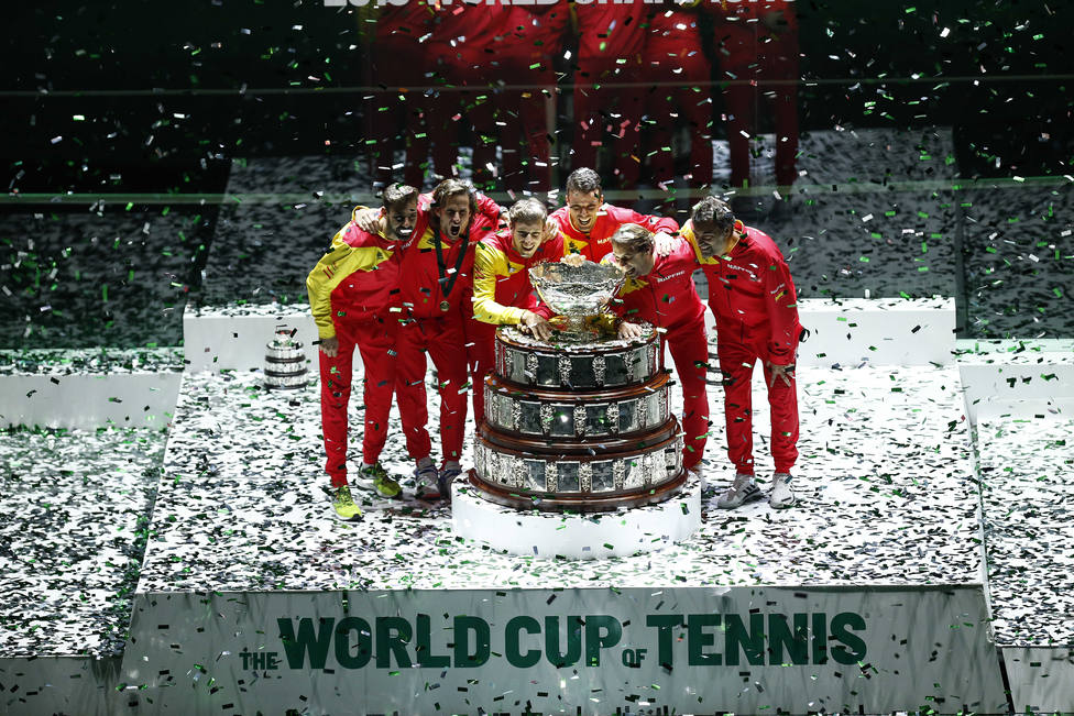 España se medirá con Rusia y Ecuador en las Finales de la Copa Davis