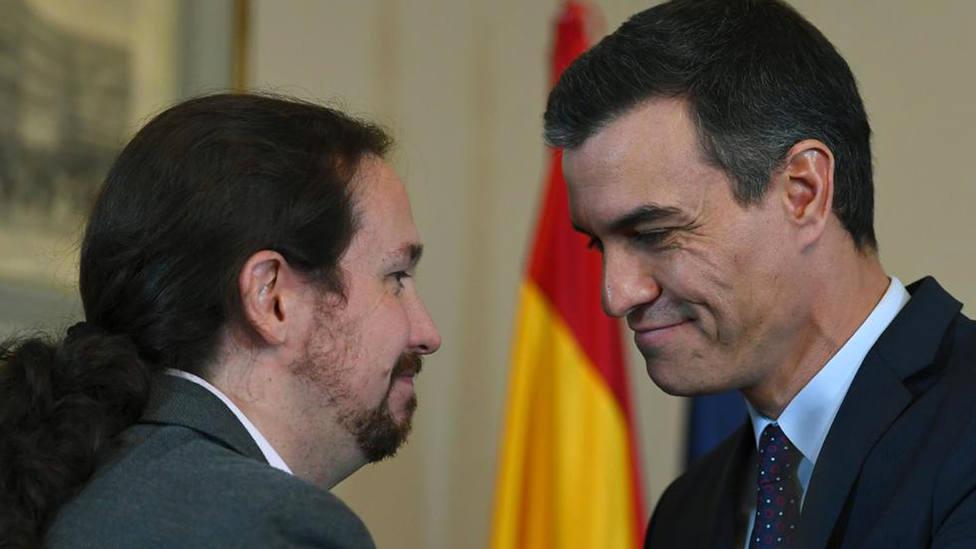 Cinco meses del Gobierno de Sánchez e Iglesias. Cinco grandes escándalos. Ninguna dimisión