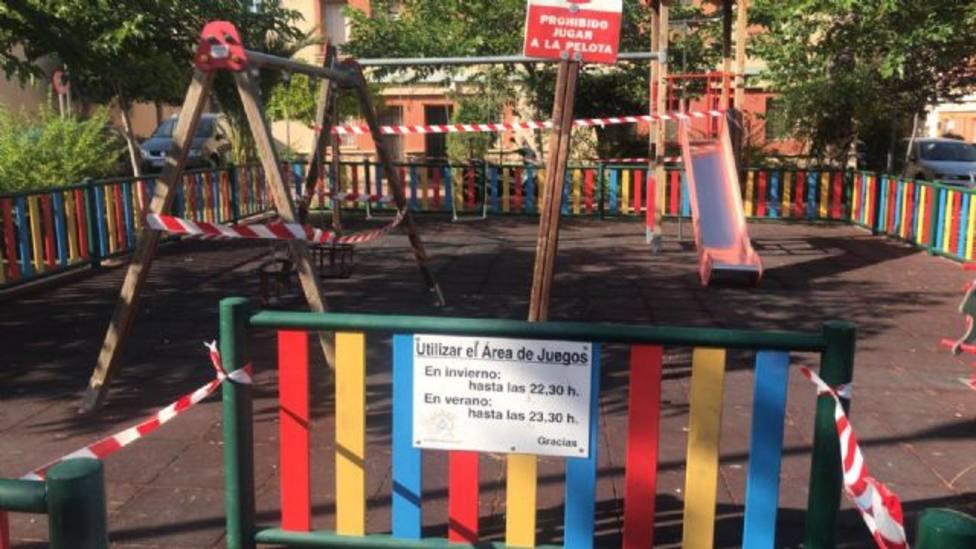 Parques infantiles y pistas polideportivas de Lorca abren mañana tras 4 meses cerrados