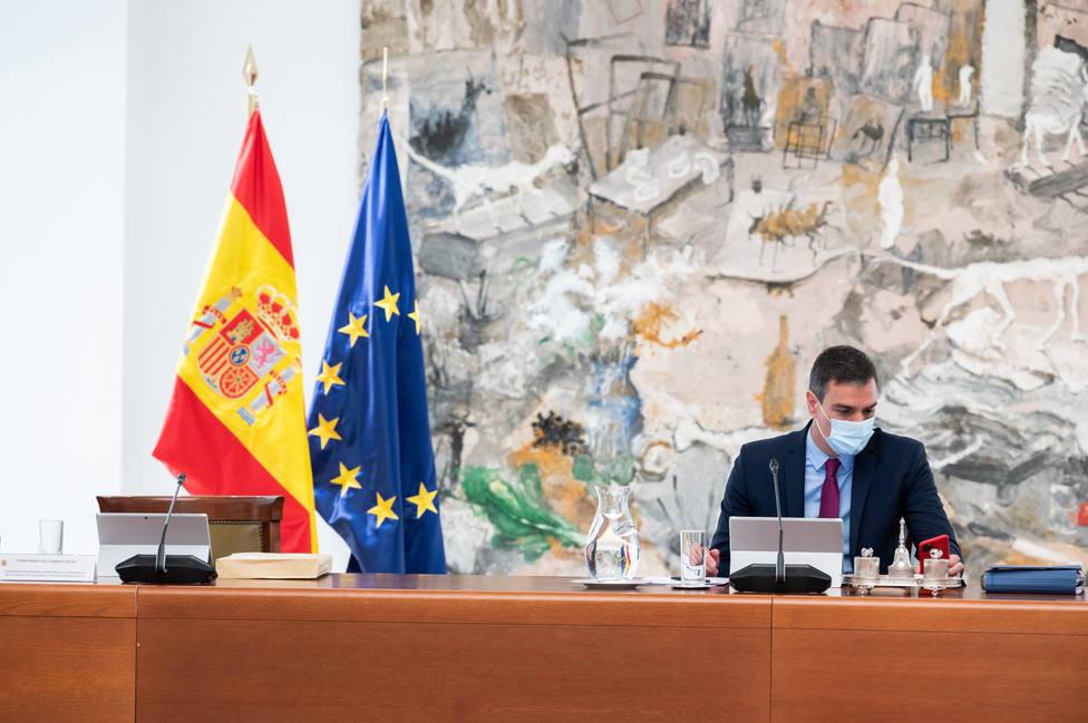 Sánchez muestra su preocupación por el papel que puede jugar España en el próximo fondo de reconstrucción