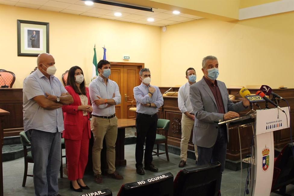 El Ayuntamiento de Lucena amplía las medidas restrictivas para contener la pandemia