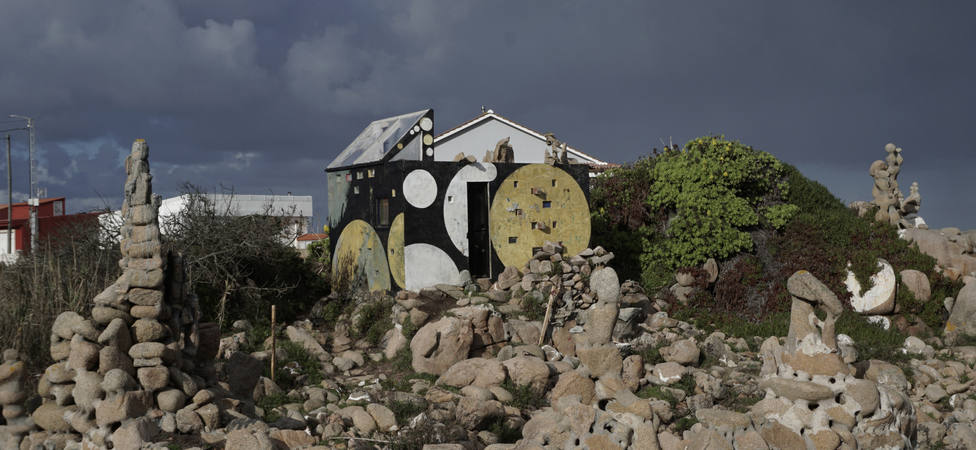Ermitaño de Camariñas