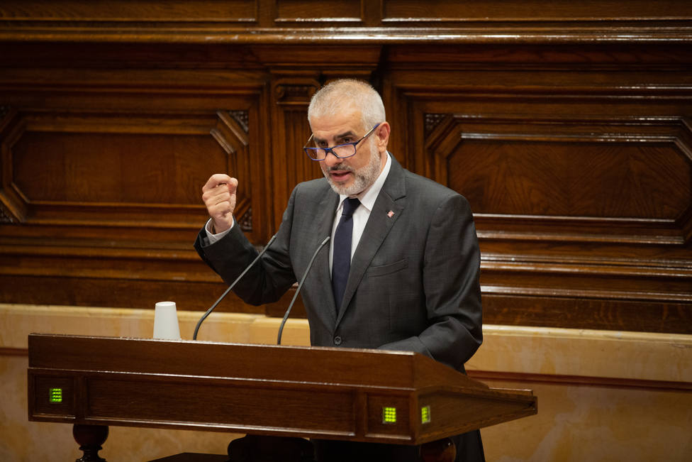 El Comité de garantías de Cs avala a Carrizosa como candidato en lugar de Roldán